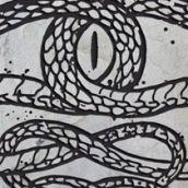 """SERPENS CAPUT """"Logo"""""""